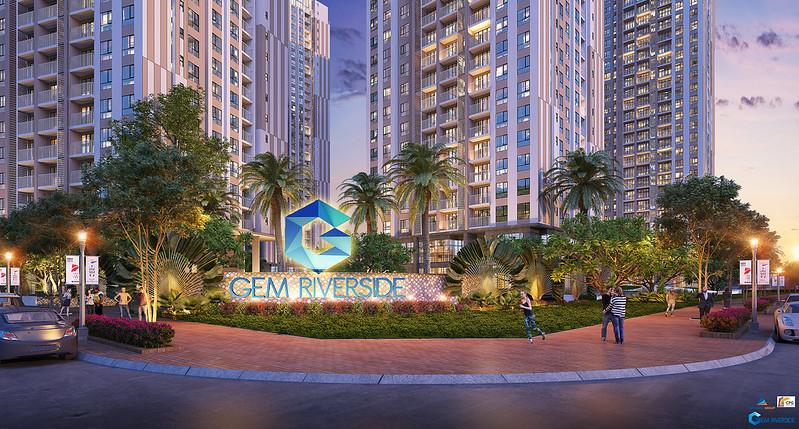 Tiện ích nội khu dự án Gem Riverside 1