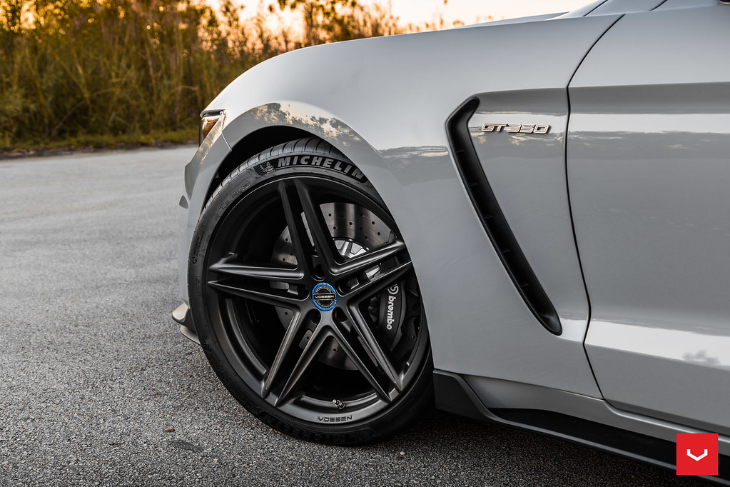 ford mustang gt hybrid forged vfs   vossen whee flickr