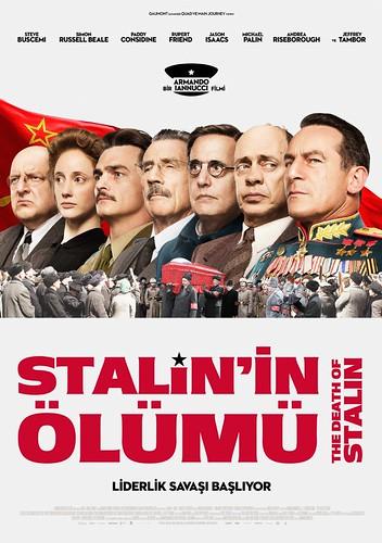 Stalin'in Ölümü - The Death of Stalin (2018)