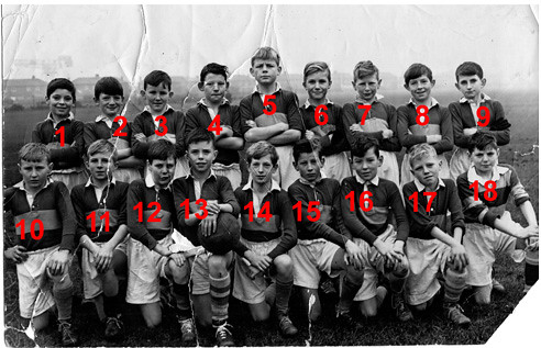 hist_1960_st_michaels_gaa_numbered | by Dún Laoghaire Micheál