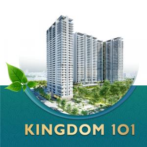 Kingdom 101 - Căn hộ xanh đẳng cấp 19