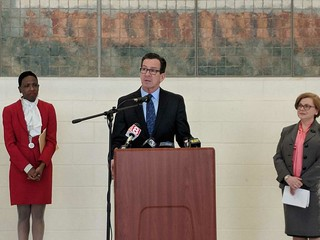 Graduation rate announcement | by Office of Governor Dan Malloy