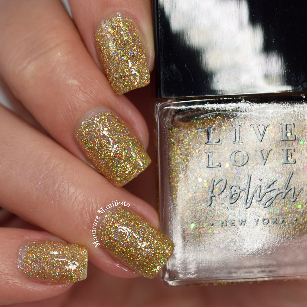 Live Love Polish Top Shelf swatch