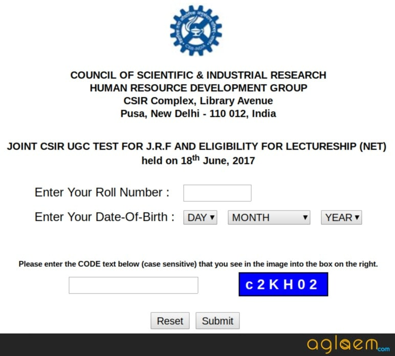 CSIR NET Result December 2017: Check Here Rank and Cutoff