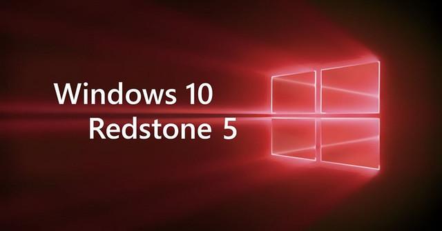 Windows-10-Redstone-5