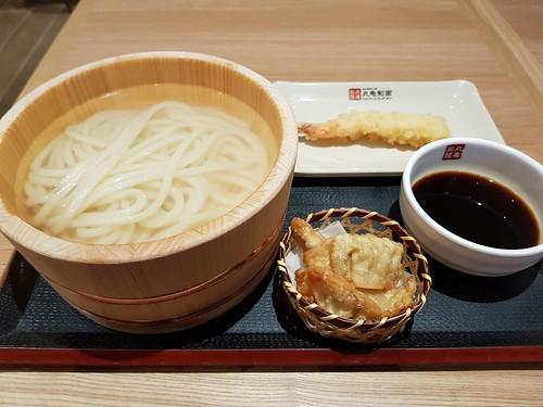 Original Udon with Bonito