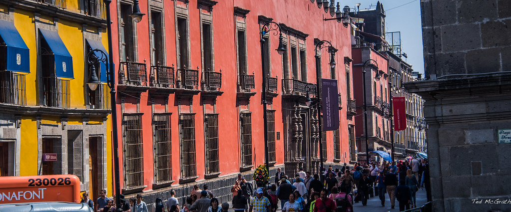 2018 Mexico City Sinking City 1 Of 2 Wednesday And