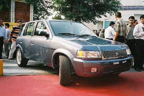All Car Company >> Sinad Axon - Kish Khodro | www.kishkhodro-sinad.com/ | Flickr