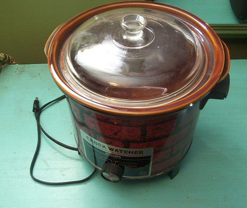 Garage Sale Booty April 23rd Found This Crock Pot For