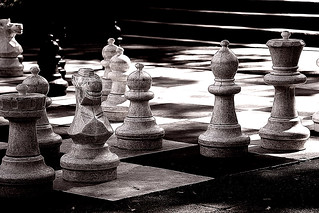 Park Chess | by reluctant shutter
