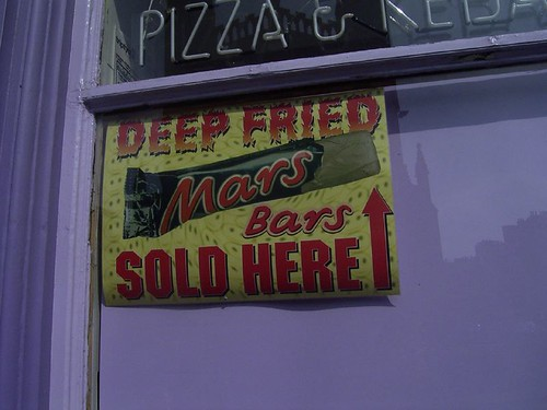 Deep Fried Mars Bars | by duncan