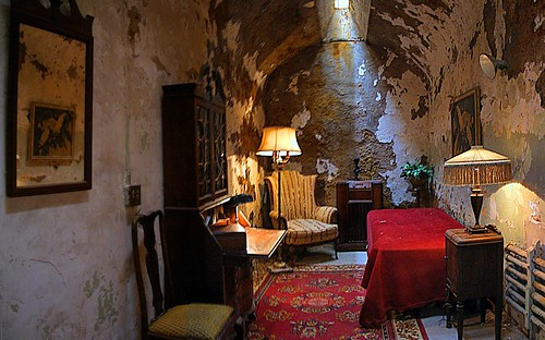 Al Capone's Cell In Eastern State Penitentiary | by mikeg626