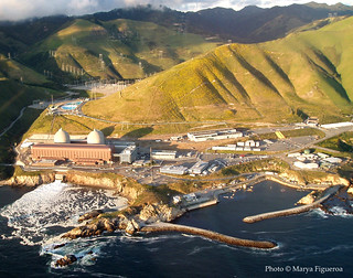 diablo canyon nuclear power plant | by emdot