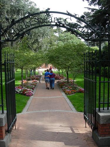 Shakespeare 39 S Garden Golden Gate Park San Francisco Scot2342 Flickr