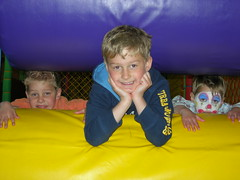 Brockets farm soft play