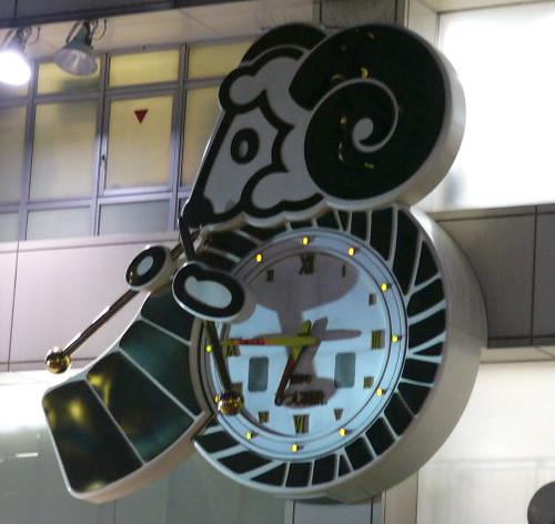 吉祥寺の時計があるおしゃれな家具屋・インテリアショップを探そう![タブルーム]