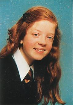 Shirley Manson As A School Student Few Years Ago I