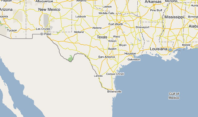 Google South Texas Map We Spent Five Days In Sites At The Flickr