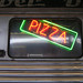 neon sign - PIZZA
