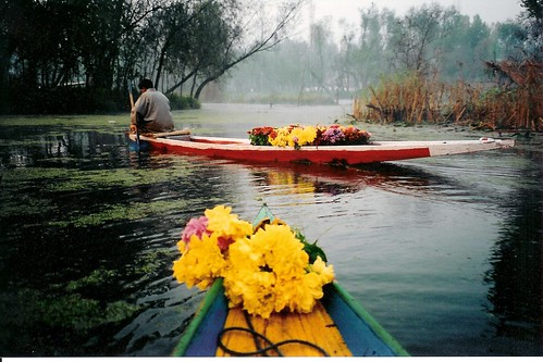 Boat to boat delivery of flowers | by bhatto