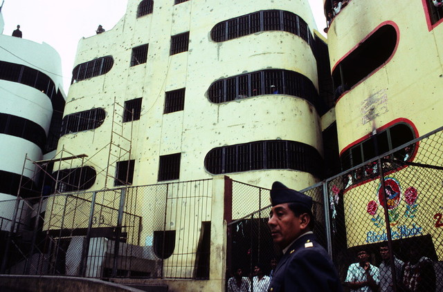 Warden, Lima, Peru, 91 | by Marcelo  Montecino