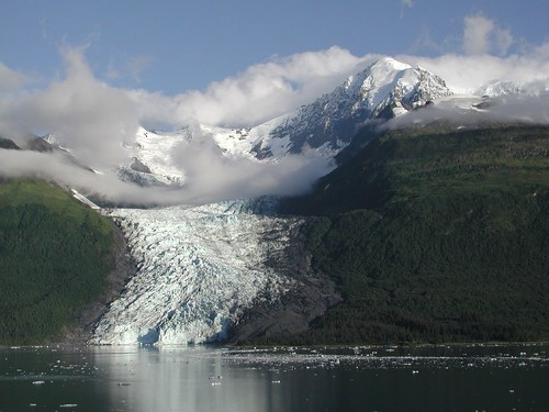 Glacier Bay National Park: La Perouse Glacier | by Anita363