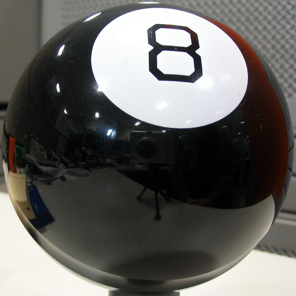 ask the 8 ball | The magic 8 ball can answer any question ...