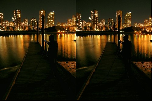 stereographic dock | by The Procrastinating Philosopher