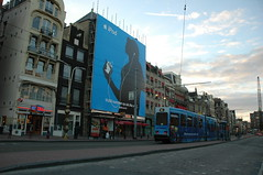 Ipod Advertising in Amsterdam | by mdetry