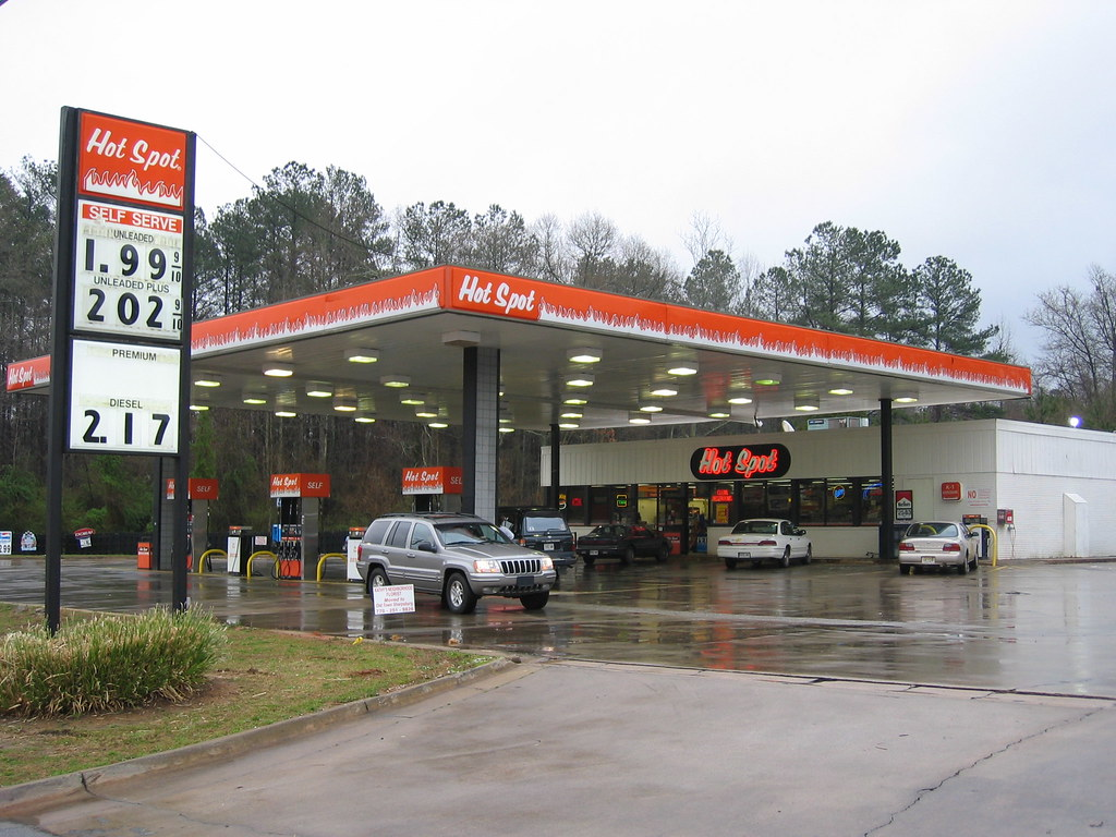 Gas Station With Drive Thru Car Wash Near Me