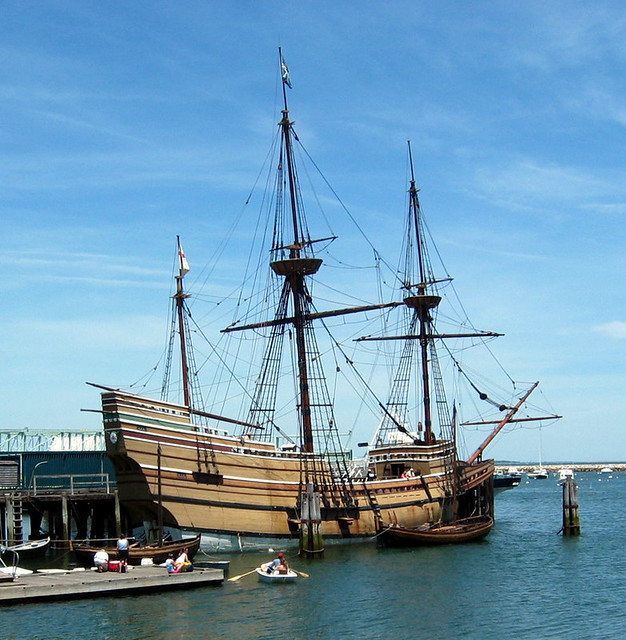 Mayflower Ii Plymouth Rock Ma Pdz Flickr
