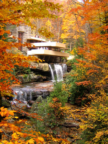 Where Was Frank Lloyd Wright S Personal Home Located