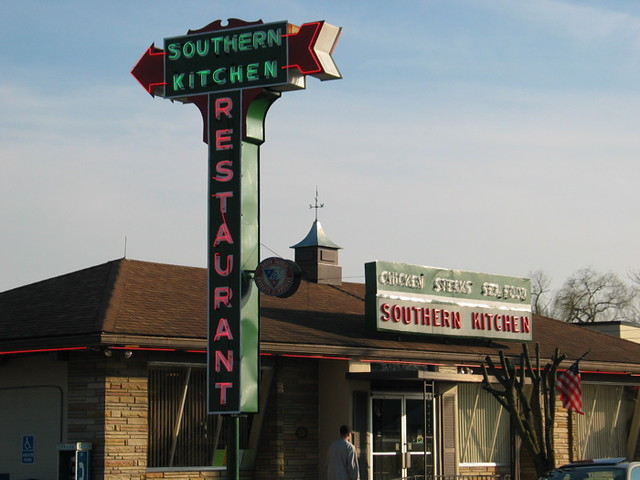 Southern Kitchen Restaurant Tacoma