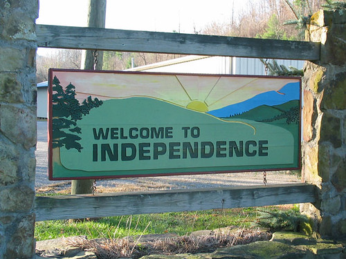 Welcome to Independence | by taberandrew