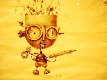 Robots: Bill Joyce
