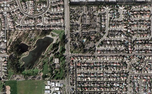 My childhood, seen by Google Maps | by mathowie