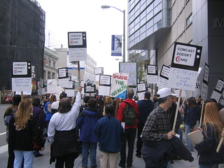 Comcast protest | by Steve Rhodes