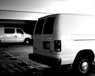 white vans are creepy | by {platinum}