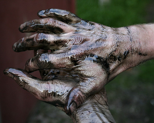 hands clean | by Sara Heinrichs (awfulsara)