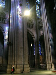 Interior of St John The Divine Cathedral | by Iseult