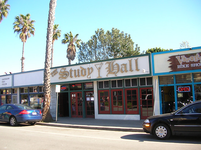 the study hall bar in isla vista Iv pub to upgrade menu, liquor license october 30, 2002 at 7:59 am by jennifer b siverts the newest drinking establishment in isla vista is getting some new friends – captain morgan, johnny walker, jose cuervo and the whole bunch.
