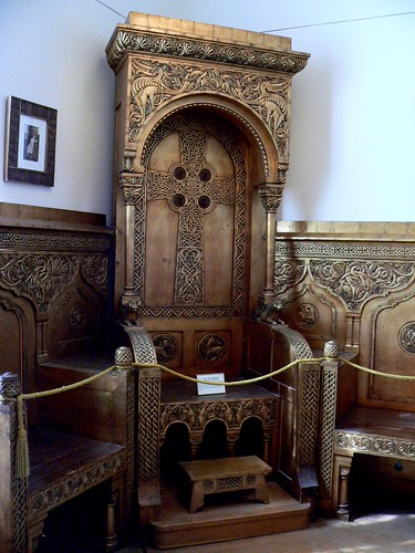 Byzantine motifs are featured on queen marie of roumania 39 s for C furniture new lynn