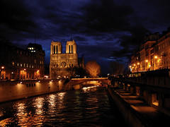 Notre Dame and the Seine | by Mr. Physics