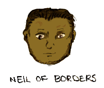 Sketch - Neil of Borders (color) | by Arthaey