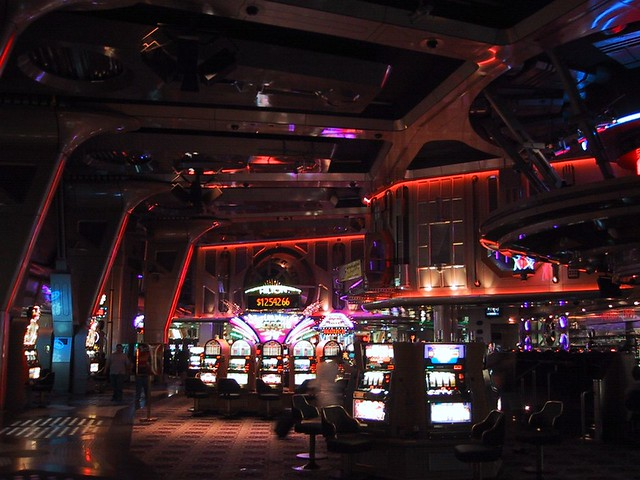 futuritic casino