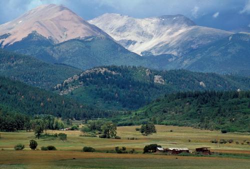 Pictures Of Colorado >> Torres Ranch: South of Stonewall, Colorado (CO)   Looking ...