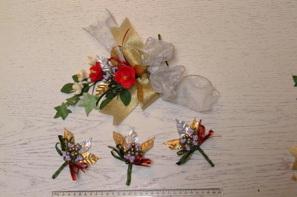 Hand Craft Flower Making