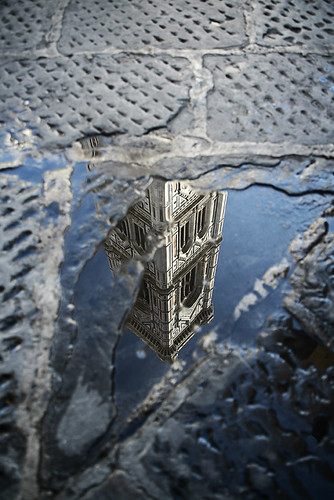 a puddle of duomo | by - rickster -