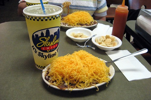 Cincinnati: Skyline Chili | by wallyg