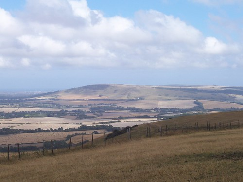 From Firle Beacon | by cathredfern